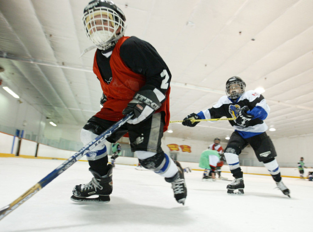 Blackstock Minor Hockey | Hockey + Fun in Blackstock, Ontario